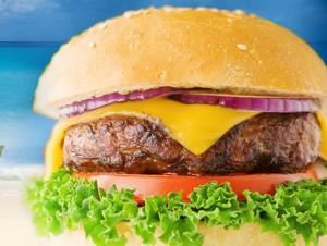 hamburger-beach