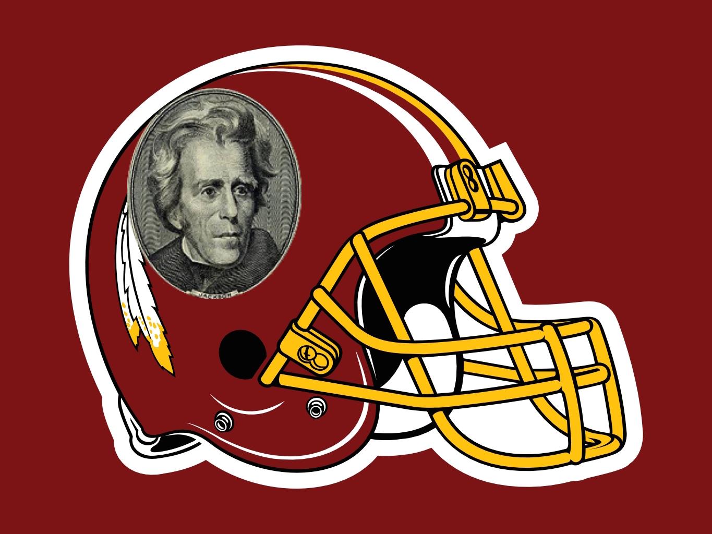 Dumb Sports Alert Washington Redskins To Name Andrew Jackson As New