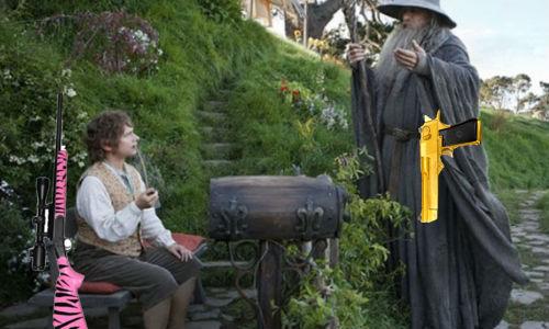 Bilbo-and-Gandalf
